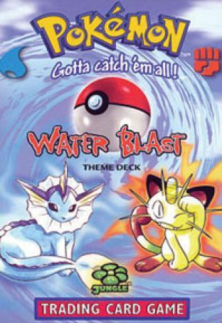Water Blast - Theme Deck