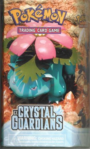 Crystal Guardians Green Cyclone Deck