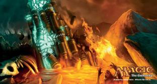 Alara Reborn Playmat - Drastic Revelation