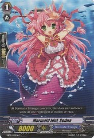 Mermaid Idol Sedna