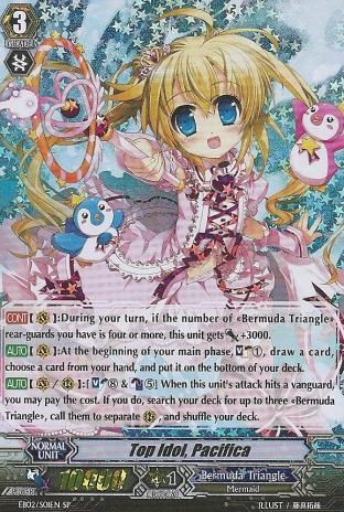 Top Idol Pacifica (SP Version)