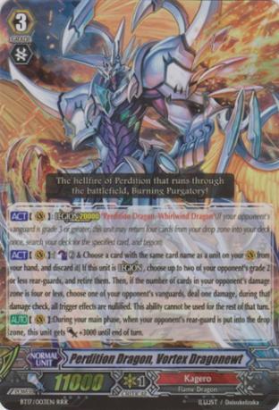 Perdition Dragon, Vortex Dragonewt