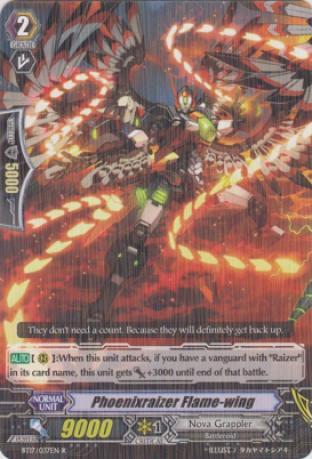 Phoenixraizer Flame-wing