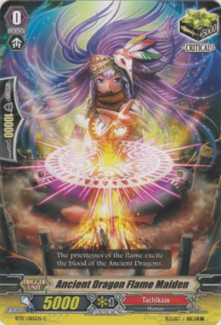 Ancient Dragon Flame Maiden