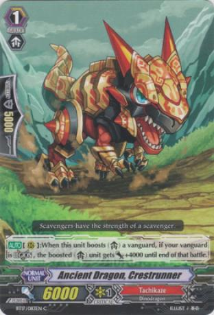 Ancient Dragon, Crestrunner
