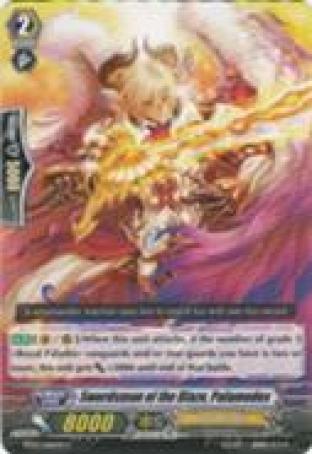 Swordsman of the Blaze, Palamedes