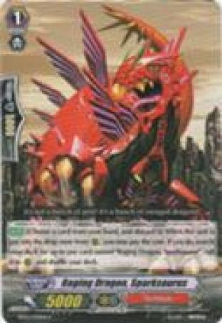 Raging Dragon, Sparksaurus