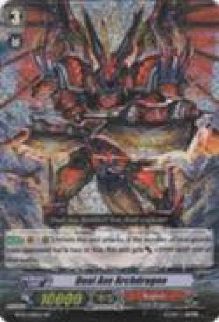 Dual Axe Archdragon