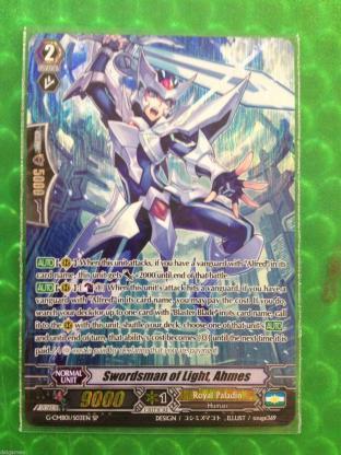 Swordsman of Light, Ahmes (SP)