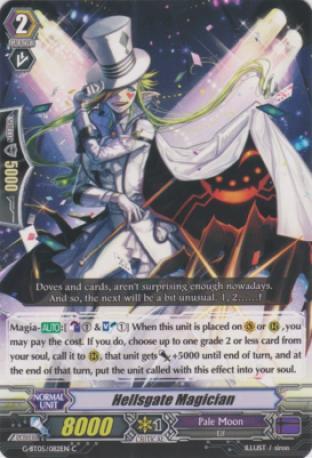 Hellsgate Magician