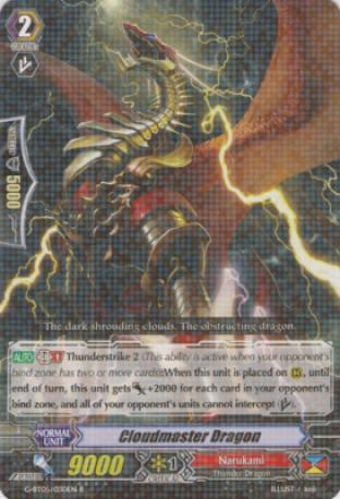 Cloudmaster Dragon