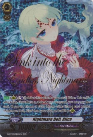 Nightmare Doll, Alice