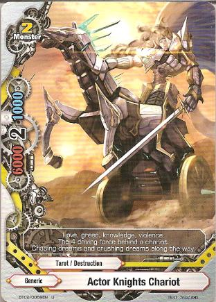Actor Knights Chariot