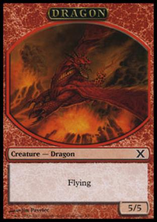 Dragon (10E Token)