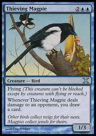 Thieving Magpie