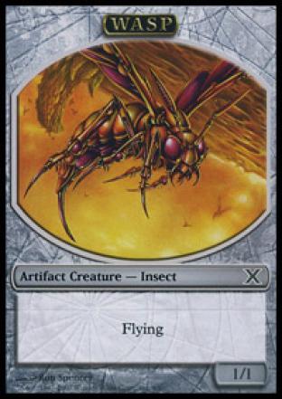 Wasp (10E Token)