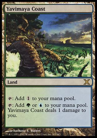Yavimaya Coast