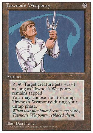 Tawnos's Weaponry