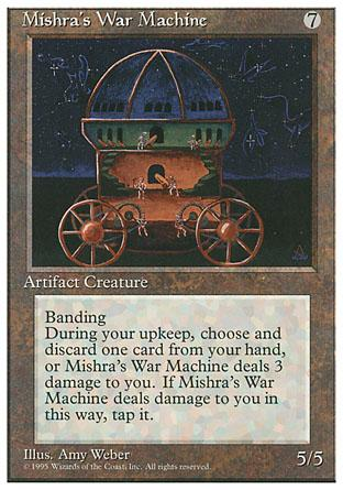 Mishra's War Machine
