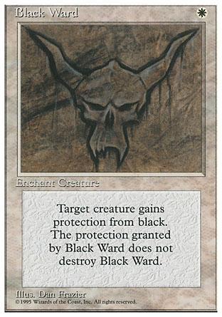 Black Ward