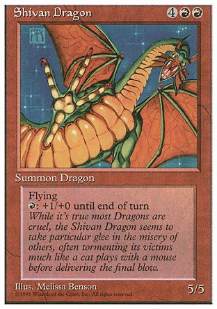 Shivan Dragon