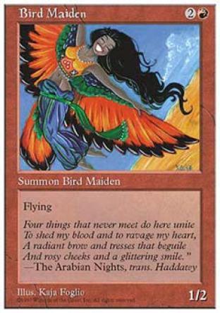 Bird Maiden