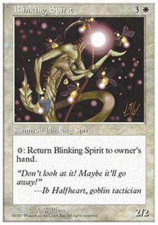 Blinking Spirit