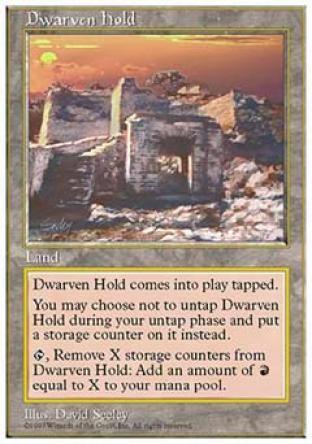 Dwarven Hold