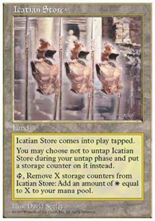 Icatian Store