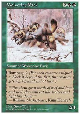 Wolverine Pack