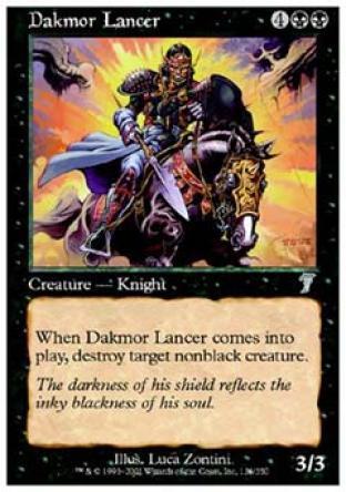 Dakmor Lancer