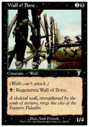 Wall of Bone