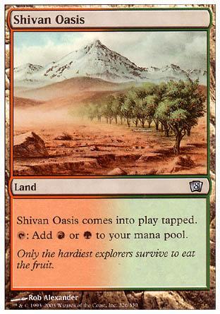 Shivan Oasis