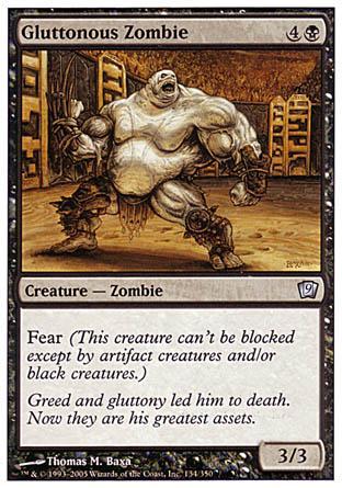 Gluttonous Zombie