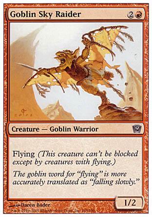 Goblin Sky Raider