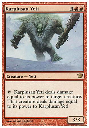 Karplusan Yeti