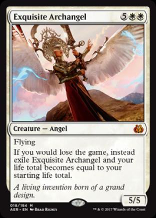 Exquisite Archangel
