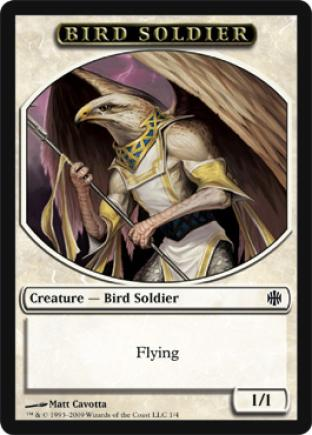 Bird Soldier (Token)