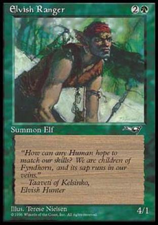 Elvish Ranger (1)