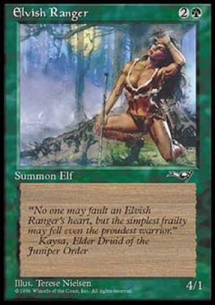 Elvish Ranger (2)