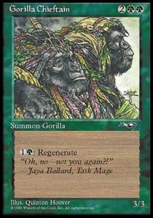 Gorilla Chieftain (2)
