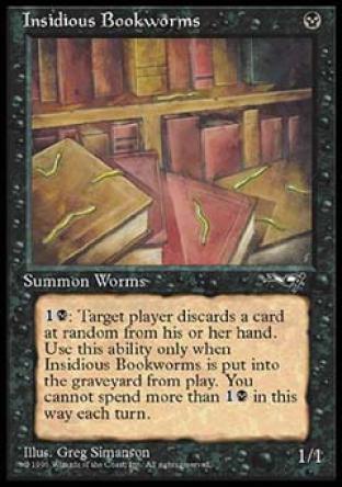 Insidious Bookworms (2)