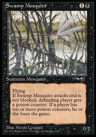 Swamp Mosquito (1)