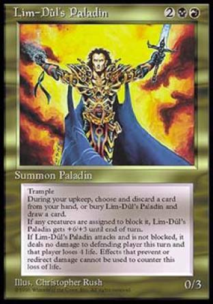 Lim-Dul's Paladin
