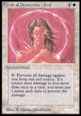 Circle of Protection: Red