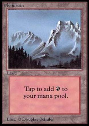 Mountain B