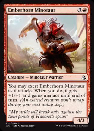 Emberhorn Minotaur
