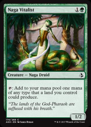 Naga Vitalist