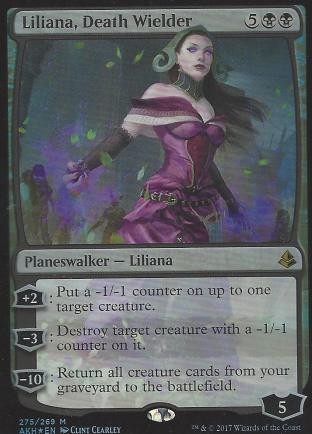 Liliana Death Wielder