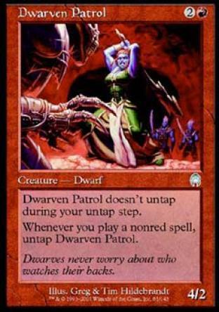 Dwarven Patrol